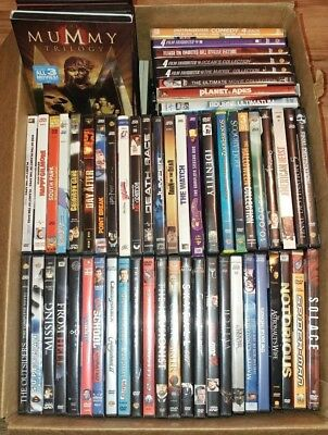 DVD Movies You Pick Cases Included New/Used Excellent Condition