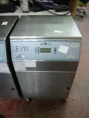 Purex Superflow Hi-Tech IQ2000 Fume Extraction Unit 230V Stainless Ste JALY1 DS8