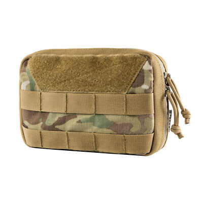 OneTigris Tactical MOLLE Admin Pouch EDC Compact Multi-Purpose Utility Tool Bag