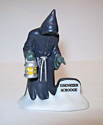 Dept 56 Dickens Village #55891 Ghost of CHRISTMAS FUTURE SPIRIT Figurine Only