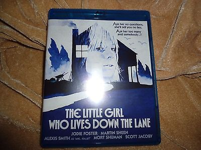 The Little Girl Who Lives Down the Lane (1976) [1 Disc Region: A Blu-ray]