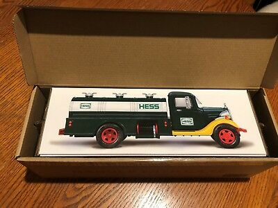 2018 HESS COLLECTOR'S EDITION THE FIRST HESS TRUCK Sold Out at HESS