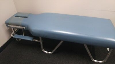 Stationary Chiropractic Table - great condition