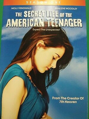 NEW~ DVD~ The Secret Life of the American Teenager~ Season 1~ Free Shipping
