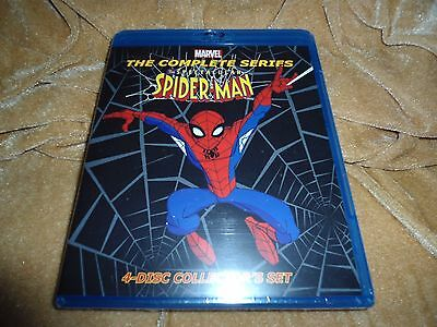 The Spectacular Spider-Man: The Complete Series [4-Disc Blu-ray] (2008-2009)