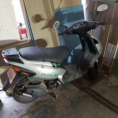 Piaggio NRG MC3 Scooter Moped Motorcycle for Spares/Repair