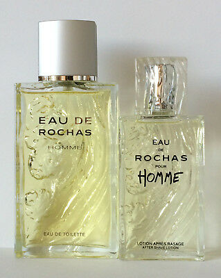 vintage Aftershave & Pre-shave 100 Ml After Shave Eau De Rochas Pour Homme