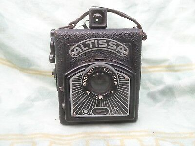 EHO Altissa box camera in working order