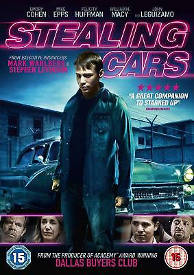 Stealing Cars - Dvd **New Sealed** Free Post**