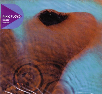 Pink Floyd  CD Meddle+DVD LIVE IN POMPEI CD+DVD (Deluxe Limited Edition)