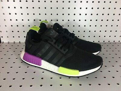buy online ff42d 016be nmd purple green