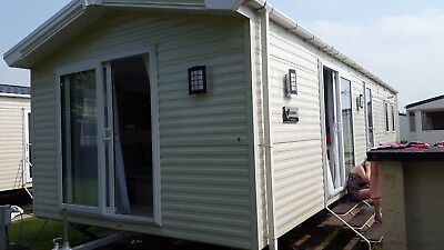 """Static caravan for sale Willerby Canterbury 2018 38"""" x 12.5"""" ( cost £39995 )"""