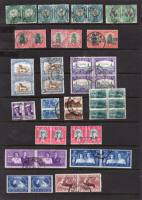 South Africa  171  Mint Hinged / Used  Predecimal Stamps