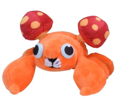 Pokemon Plush doll Pokémon fit Paras Japan Pocket Monster New anime