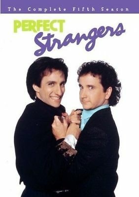 PERFECT STRANGERS: The Complete Fifth Season 5  (3 DVD discs)