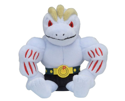 Pokemon Plush doll Pokémon fit Machoke Japan Pocket Monster New anime