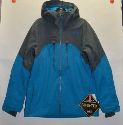 North Face Men s Powder Guide Jacket Gore Tex Ski Snow Boarding NF0A3331W L  New b06f15995a97