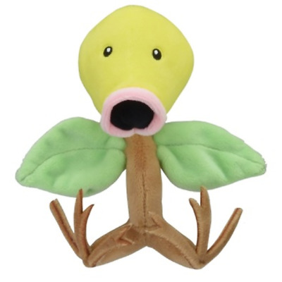 Pokemon Plush doll Pokémon fit Bellsprout Japan Pocket Monster New anime