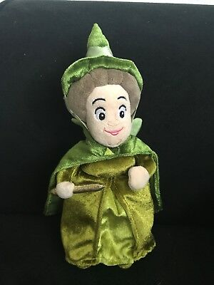 Disney Sleeping Beauty Fairy Godmothers Plush Figure 11""