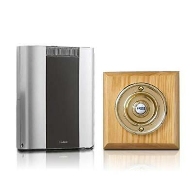 Friedland Libra+ Pro 200m Wireless Doorbell Kit with Wireless Period Style Bell