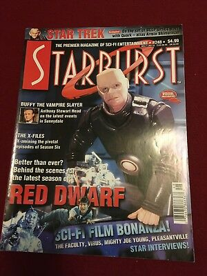 Starburst Magazine Issue 248 April 1999