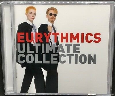 Eurythmics - Ultimate Collection, Cd Album, (2005).