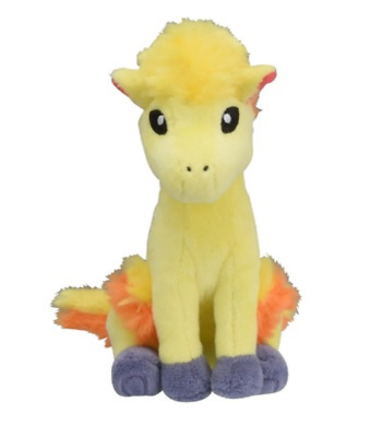 Pokemon Plush doll Pokémon fit Ponyta Japan Pocket Monster New anime