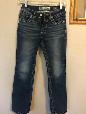 Boys Buckle BKE Conner Jeans Size 12