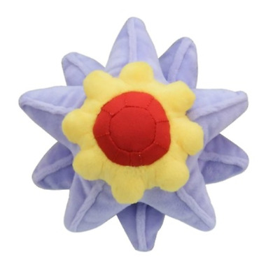 Pokemon Plush doll Pokémon fit Starmie Japan Pocket Monster New anime