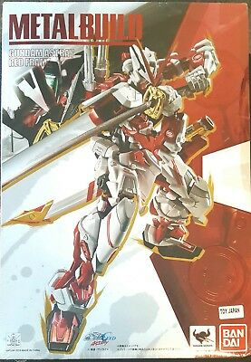 Metal Build Gundam Astray Red Frame Action Figure Factory Sealed