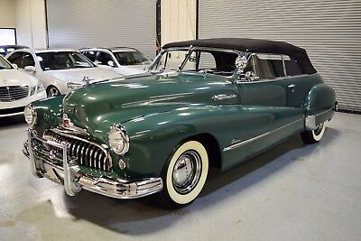 1948 Buick Super 56C  GORGEOUS 1948 Buick Series 56 C Super Convertible Collectible Quality