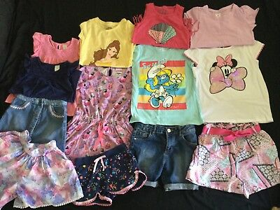 Girls size 6 bulk summer clothes! (13 items)