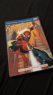 Amazing Spider-Man: The Life and Death of Spiders TPB - Straczynski