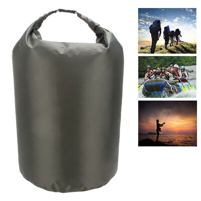 8L-70L Waterproof Dry Bag Sack for Canoe Floating Boating Kayaking Camping Bags