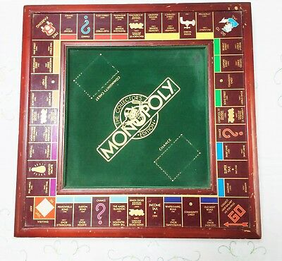 Franklin Mint Rare Deluxe Edition Monopoly Board Game Set