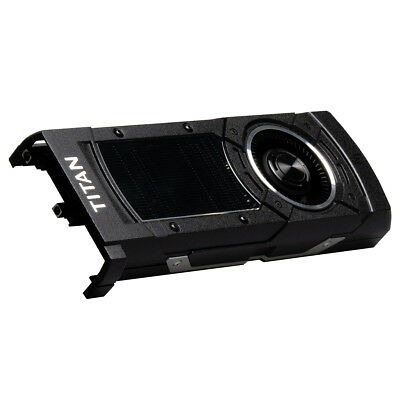 EVGA GeForce GTX Titan X Cooler (Manufacturer Refurbished)