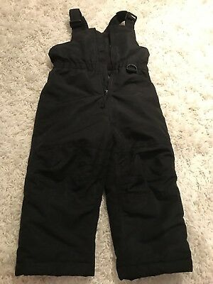 Toddlers Size 3t Snow Overalls