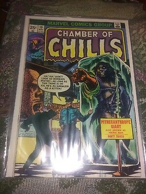 Chamber of Chills (1972 series) #10  Marvel comics