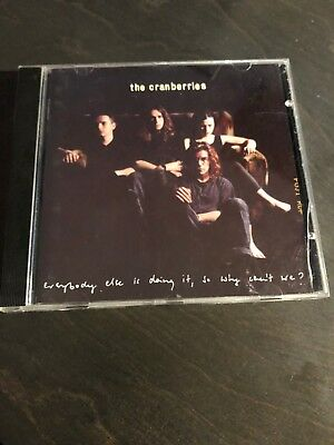 The Cranberries - Everybody else is doing it, so why can't we? CD