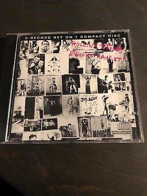 The Rolling Stones - Exile on main Street CD