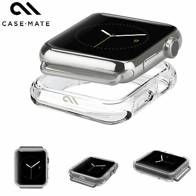 Case-Mate Tough Naked Bumper Apple Watch 3 2 1 COVER suits 38mm version