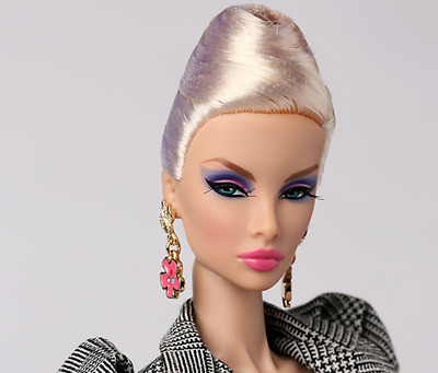 """Integrity Fashion Royalty Luxe Life """"Luxuriously Gifted"""" Natalia, Nude Doll, New"""