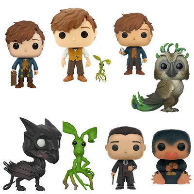 Funko Pop Movies Fantastic Beasts 2 Thestral Pickett Action Figure Toys Gift