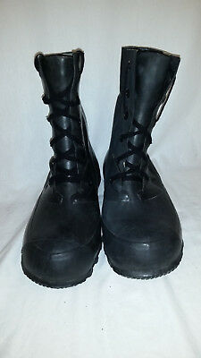 Hood US Extreme Arctic Cold Weather Mickey Mouse Boots Size 6XW No Valve JJ 542