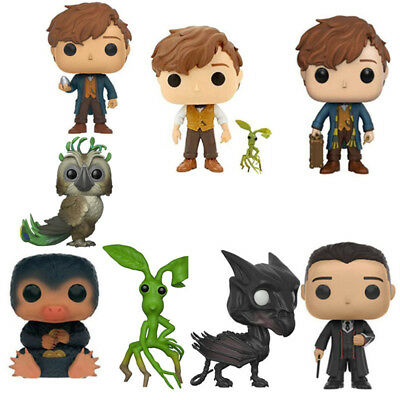 Funko Pop Fantastic Beasts and Where to Find Them Action Figure Toys Collection