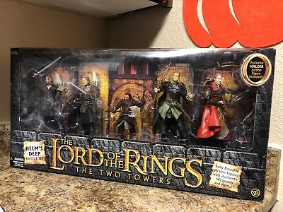 Grima Wormtongue Lord Of the Rings Lego Compatible NIP