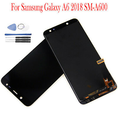 For Samsung Galaxy A6 2018 A600 LCD Touch Screen Display Digitizer Replacement