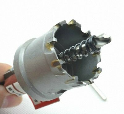 34mm Carbide Tip Metal Cutter Hole Saw [SN-T]