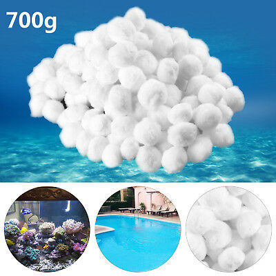 700g Filterballs Sandfilter Filtersand Quarzsand Pool Alternativ Poolfilter