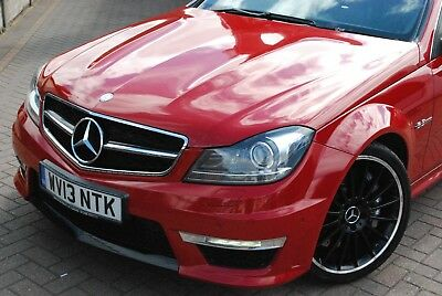Mercedes-Benz C Class 6.3 C63 AMG MCT 7S 2dr Coupe 2013